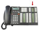 Norstar T24 Key Indicator Module (KIM)